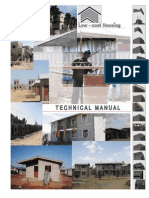 GTZ Low Cost Housing Technical Manual Volume-I