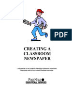 CreatingAClassroomNewspaperNAA