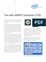 Intel Wimax Connection 2250