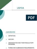 seminar on USFDA