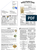 PBC Bulletin - January 5