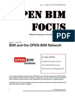 OpenBIM Focus Issue1