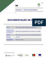 Manual Apontamentos - Redes