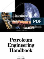 Petroleum Engineers Handbook, Part 1