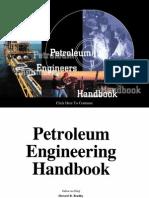 Petroleum Engineers Handbook, Part 1