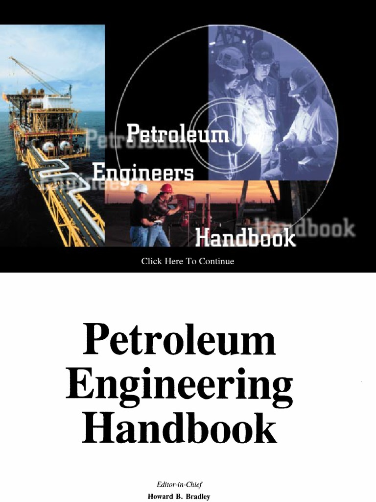 Petroleum engineers handbook part 1 pump petroleum fandeluxe Gallery