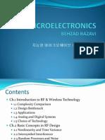 RF Microelectronics ppt