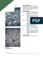 Analisis petrografi