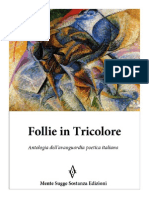 Follie in Tricolore Mss