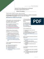 FV Examen Parcial 1 Agua y Nutricion Respuestas