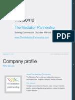 The Mediation Partnership Ireland
