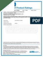 ARICertificate-3195726 4PWD
