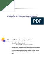 Optique Géométrique Ch 6