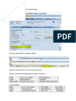 SAP Order to Cash Cycle Journal Entries With Screenshot