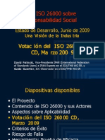 ISO 26000 (4) CD Vote 2009-06