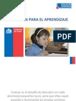 Evaluacion Para El Aprendizaje IPSM