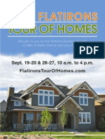 2009 Flatirons Tour of Homes