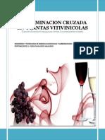 Contaminacion Cruzada en Plantas Vitivinicolas ( INFORME EN BORRADOR)