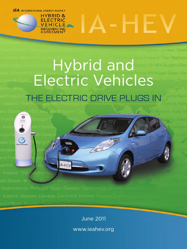 Ia Hev 2010 Annual Report 6mb Plug In Hybrid International Super Front End Diagram940000 Vw Energy Agency