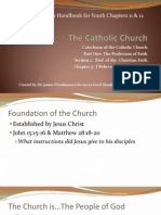 chp 11  12 catholic church - notes