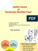 Biosafety Issues