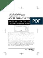 apexi installation instruction manual wiring diagram vtec airflow rh scribd com Automotive Wiring Diagrams PDF ZX9 Wiring Diagram PDF