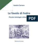 Favole Fedro2 - Sandra Carraro