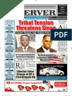 Liberian Daily Observer 12/24/2013