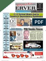 Liberian Daily Observer 12/30/2013