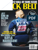 Black Belt Magazine - November 2012