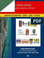 Erosao No Litoral de Pernambuco