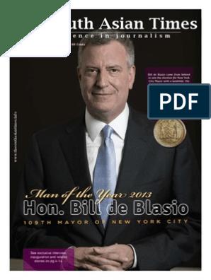 36 Vol 6 Epaper | Bill De Blasio | Substance Abuse