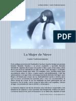 La Mujer de Nieve - Cuento Tradicional Japonés