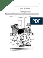 Apostila Psicologia Escolar 2013