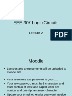 EEE 307 Lecture 2
