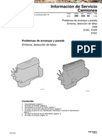 Manual Deteccion Problemas Arranque Parada Camiones Volvo