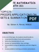 Ece Math 311_topic 5 to 9
