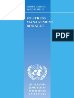 UN Stress Management Booklet
