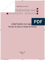 Diretrizes Do NASF