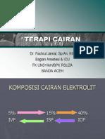 15.  TERAPI CAIRAN