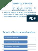 Environmental Analysis (1)