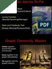 Gospel. Community. Mission.