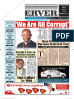 Liberian Daily Observer 01/03/2014