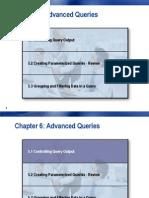 Course 5 - Advanced Qsedueries