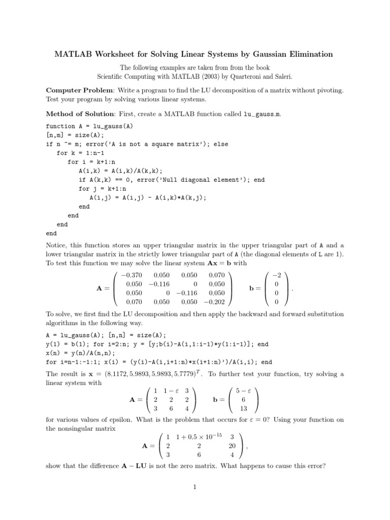 worksheet Solve For Y Worksheet solving for y worksheet all operations with integers blank matlab linear systems by gaussian 1508705037 elimination s