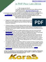 PHP Pour Les Nuls SiteDuZero