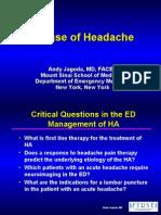 Headache 1001