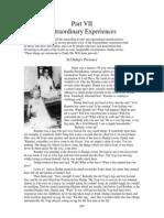Extraordinary Experiences In Dadaji's Presence