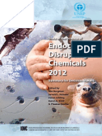 Endocrine Disrupting Chemicals 2012_eng - WHO
