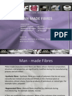 Man Made Fibre Ppt Final